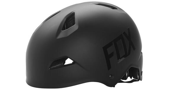 Fox Flight Kask rowerowy Mężczyźni czarny